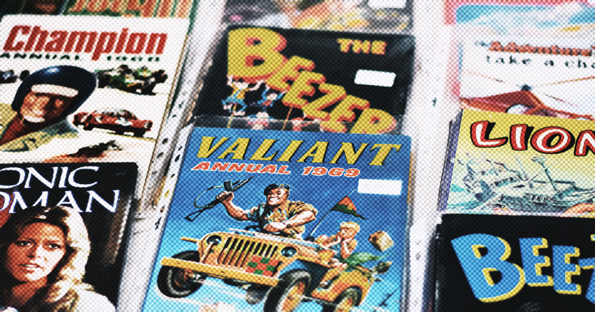Comics are a format that have yet to be embraced by B2B., despite their wide ranging appeal.