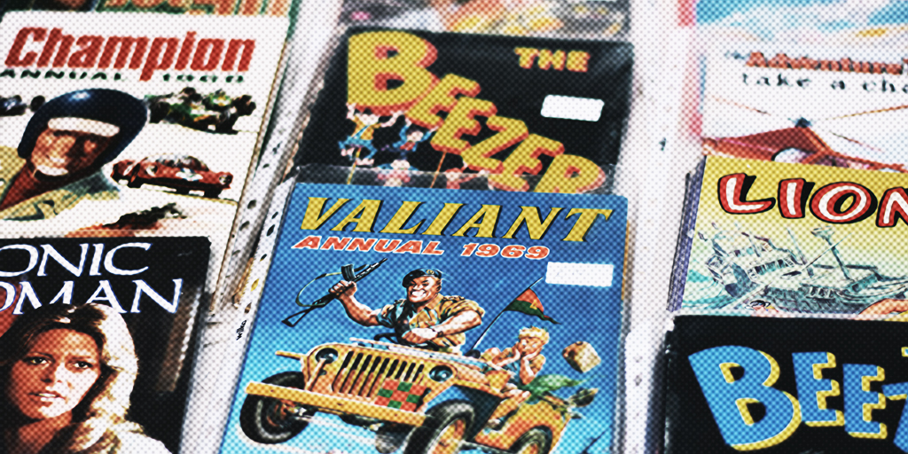 How I learned to stop worrying and love comics in B2B marketing