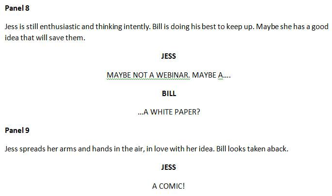 comic ebook script sample v1