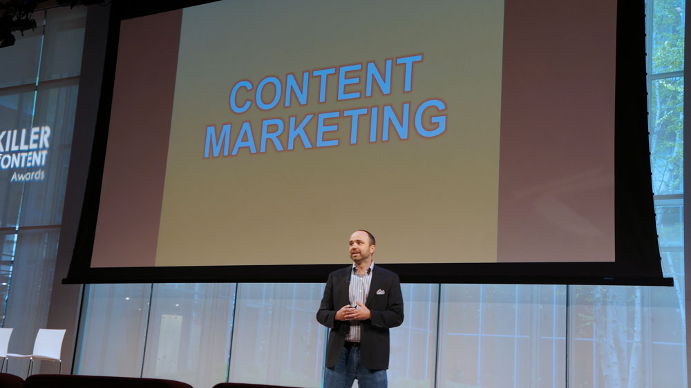 5 questions with Joe Pulizzi: the problem of unused content