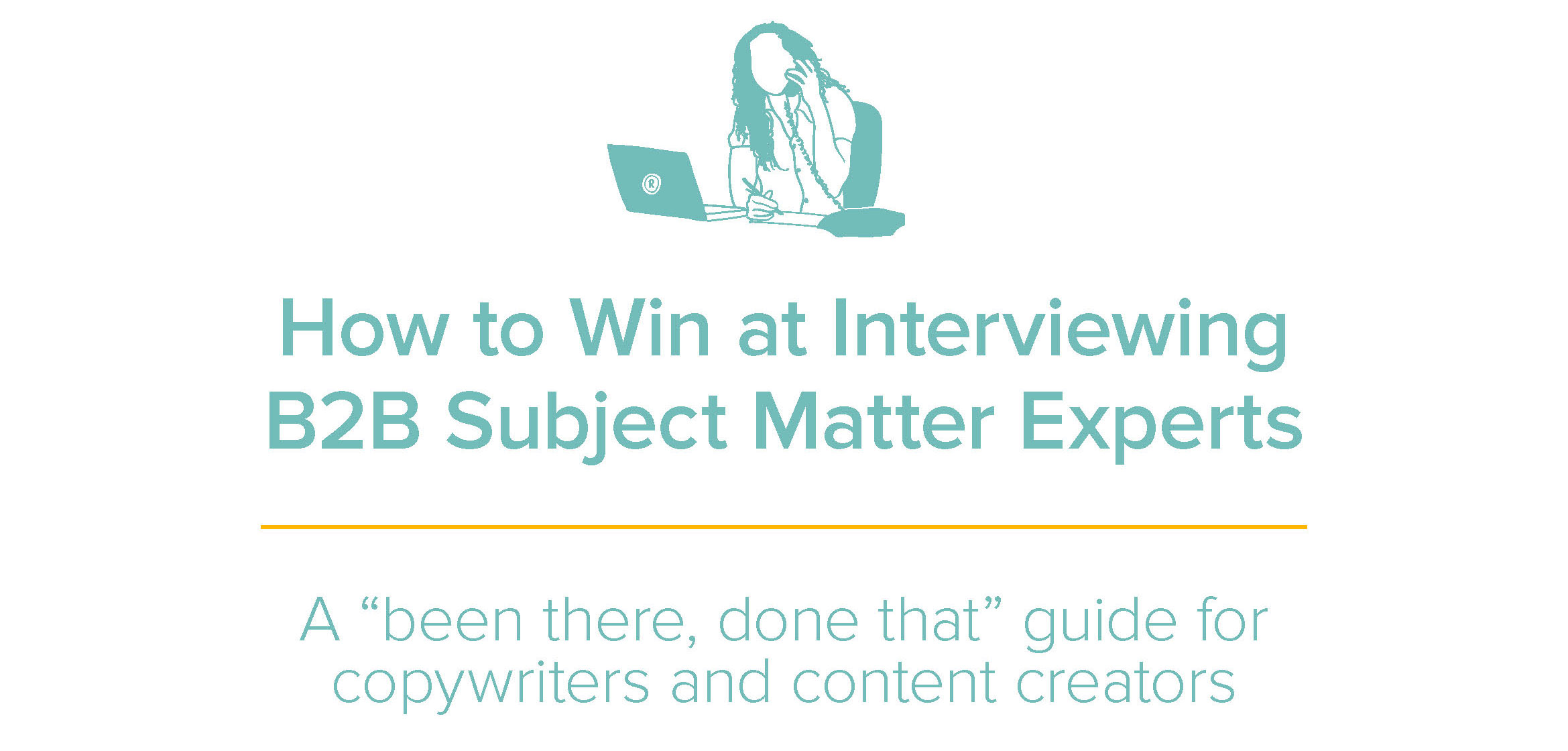 The Radix guide to interviewing subject matter experts