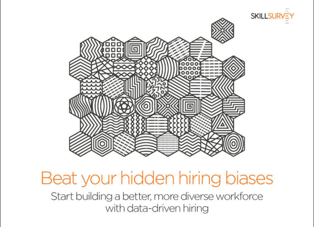 "SkillSurvey: ""Beat Your Hidden Hiring Biases"" eBook"