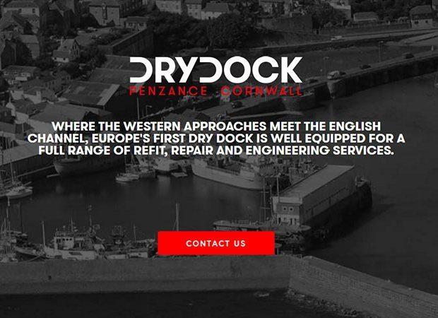 Penzance Dry Dock
