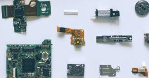 digital camera components