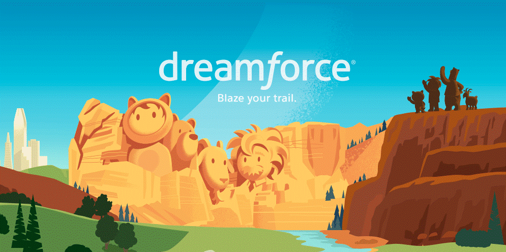 Salesforce: Dreamforce