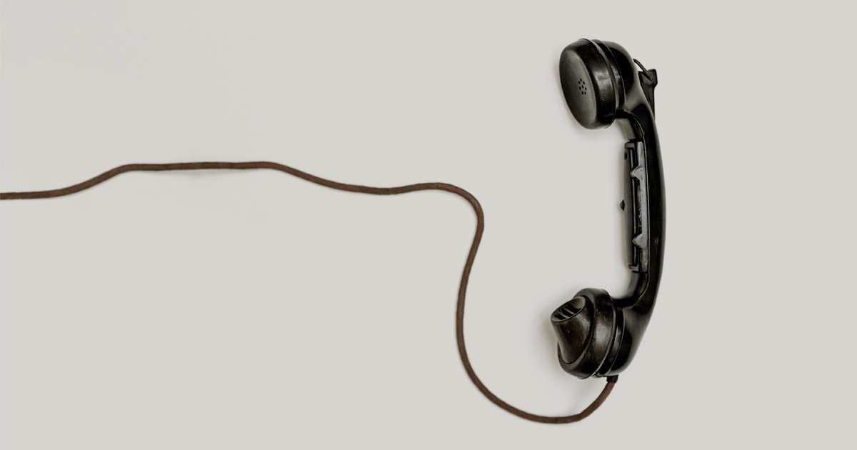 We need to talk: the power of a great briefing call