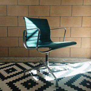 Our lovely new old Eames chair