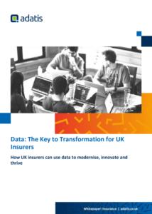 Insurance Analytics Whitepaper